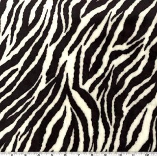 Zebra Print Fabric   Discount Designer Fabric   Fabric