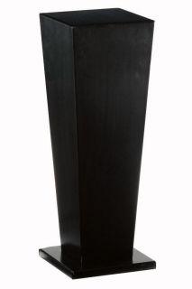 Wood Tapered Pedestal   Pedestal Table   Display Pedestals