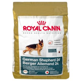 Royal Canin German Shepherd 24 Dry Dog Food (Click for Larger Image)