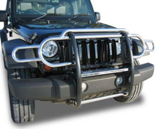 SteelCraft Grill Guard, Steelcraft Brush Guard, SteelCraft Grille
