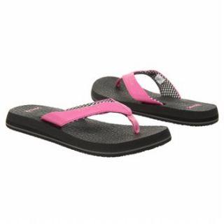 Womens Sanuk Yoga Mat Pink Shoes