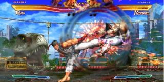 Street Fighter X Tekken PS3  Zavvi