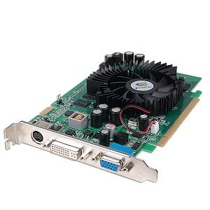 NVIDIA GeForce 8600GT 512MB DDR2 PCI Express (PCIe) DVI/VGA Video Card