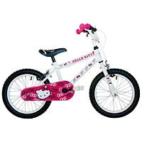 Halfords  Hello Kitty Girls Bike   16