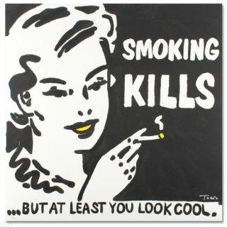 Bidz Listing #99842745 : Smoking Kills LIMITED EDITION