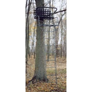Family Tradition 12 Double Deluxe Ladder Tree Stand   445707, Ladder