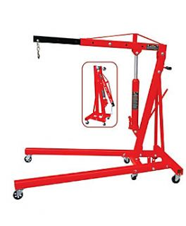 Big Red 2 Ton Engine Hoist   0116746  Tractor Supply Company
