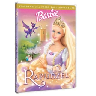 BARBIE™ as Rapunzel DVD   Shop.Mattel