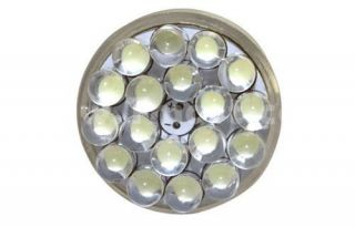 3156 24 LED Turn Signal Tail Car Light Bulbs 12V White   Tmart
