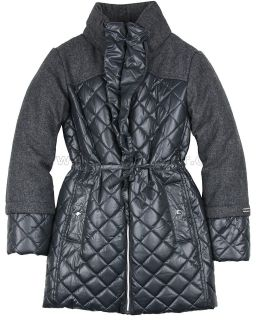 GEOX Girls Wool Quilted Jacket, Sizes 6, 8, 10, 12, 14