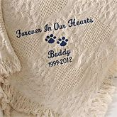 Find personalized pet afghans, tote bags, doormats & more