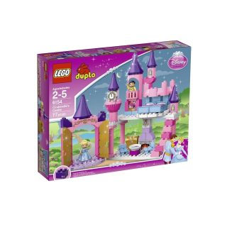 LEGO DUPLO Disney Princess Cinderellas Castle # 6154 ,NEW in Box