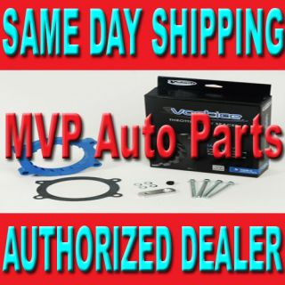 Throtle Body Spacer 07 12 Chevy/GMC Truck/SUV 4.8L/5.3L/6.0L/6.2L