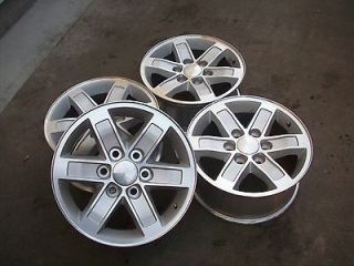 17 GMC SIERRA YUKON DENALI 1500 FACTORY WHEELS RIMS 2013