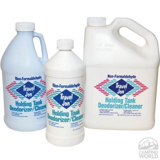 Travel Jon RV Holding Tank Deodorizer/Cleaner   Product   Camping