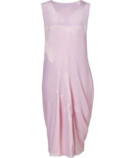 Jil Sander Rose Silk Blend Dress  Damen  Kleider
