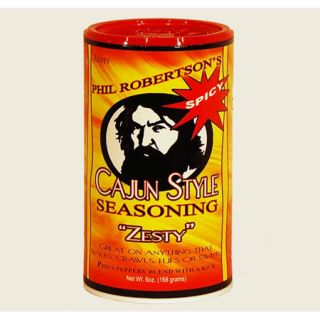 Phil Robertsons Cajun Style Zesty Seasoning   Gander Mountain