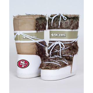 San Francisco 49ers Womens Footwear Womens Cuce Shoes San Francisco