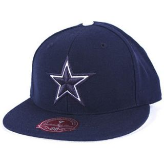 Dallas Cowboys Hats Mitchell & Ness Dallas Cowboys Fitted Throwback