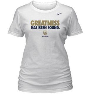 Nike U.S. Womens Soccer 2012 Olympics Ladies Victory T Shirt   White