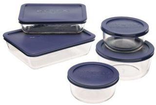 pyrex plastic lid in Glassware