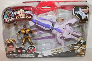 Power Ranger Super Samurai OCTOZORD Mega Gold Ranger Nickelodeon NEW