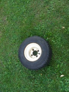 used golf cart tires