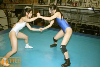 New 47 MINUTES Female Women Wrestling Japanese Ladies DVD RING