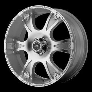 Wheels Rims Silver Chevy Colorado Avalanche Hummer H3 GMC Canyon 6 Lug