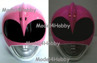 Mighty Morphin Power Rangers PINK RANGER 1/1 Scale Helmet Action
