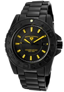 SWISS LEGEND 9100 BB 11 YA Watches,Mens Grande Sport Black Dial