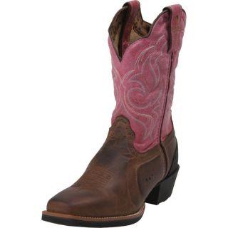 Tony Lama Tan Stallion Boots ST1006 width (B)