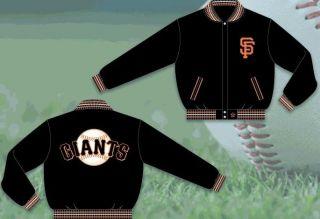 2012 San Francisco Giants Team MLB Baseball Wool Reversible Mens Adult