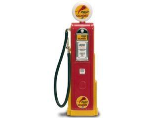 ROAR GILMORE VINTAGE GAS PUMP DIGITAL 1/18 SCALE