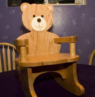 Rockler rocking chair plans