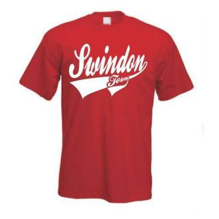 Swindon Town (football,soccer) (shirt,jersey)