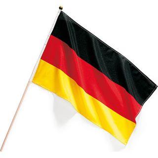 Deutschland Fahne, 90x150cm schwarz/rot/gold im Karstadt sports