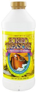 Buy Buried Treasure Products   Liquid Plant Derived Minerals Tropical
