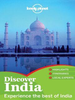 Discover India (eBook) India Travel Guide Book Featuring Delhi