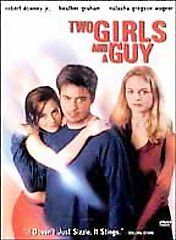 Two Girls and a Guy DVD, 2001