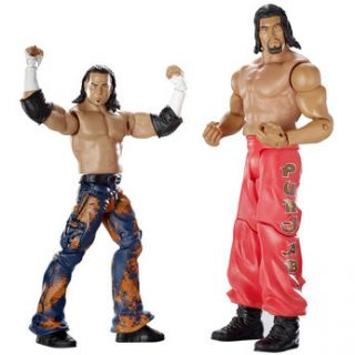 WWE 2 Pack Figure   Matt Hardy VS The Great Khali   Toys R Us   Action