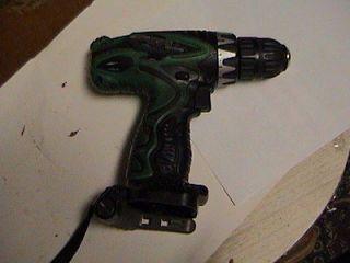 Hitachi DS12DVF3 12V NiCd 3/8 Cordless Drill/Driver (Bare Tool)