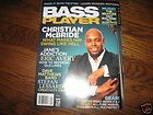 Bass Player Magazine (November 2009) Chris Wolstenholme