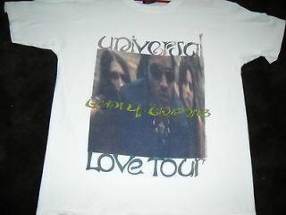 RARE Lenny Kravitz XL T Shirt UNIVERSAL LOVE TOUR 93/94 Rock VINTAGE