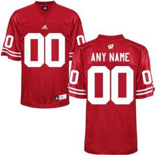 Image Result For Wisconsin Badger Football Jersey Custom