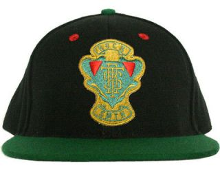 EMBLEM GREEN NAVY BLUE THE SNAPBACK HAT ERA HUNDREDS HUF SUPREME N