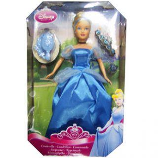Disney Princess Cinderella Doll   Toys R Us   Britains greatest toy