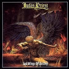 Judas Priest SAD WINGS OF DESTINY Limited 180g NEW SEALED VINYL LP