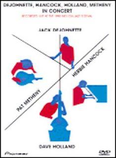 DeJohnette, Hancock, Holland, Metheny   Live in Concert DVD, 2000