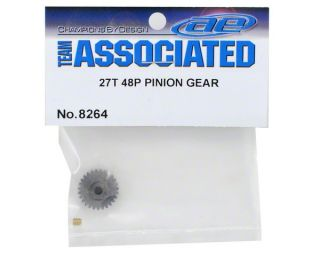 Team Associated 48P Pinion Gear (27T) [ASC8264]  RC Cars & Trucks   A